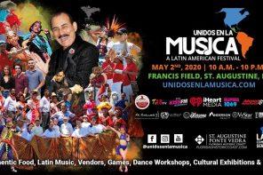 May 2: Unidos en la Musica: A Latin American Festival