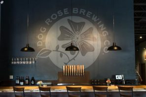 Dog Rose Brewing Company on list of Top 20 Best New Breweries by USA Today 10Best