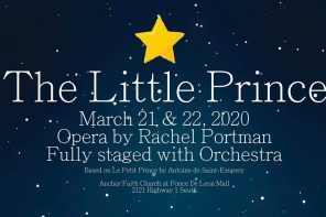 March 21-22: First Coast Opera's 20th Anniversary Season continues with The Little Prince