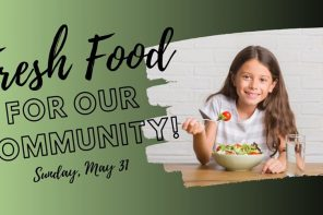 May 31: FREE meal kits available at the City of St. Augustine Parking Garage
