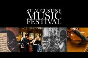 June 18-20 and June 25-27: Virtual St. Augustine Music Festival