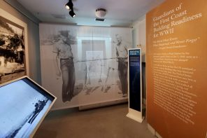 St. Augustine Lighthouse & Maritime Museum opens World War II exhibit
