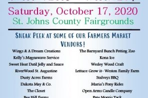 October 17: 61st annual Cracker Day at St. Johns County Fairgrounds