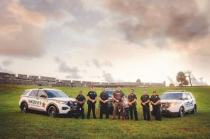 Essential Heroes 2021 calendar features St. Johns County essential workers
