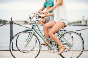 Explore St. Augustine with Drifters Out Post bike-share program