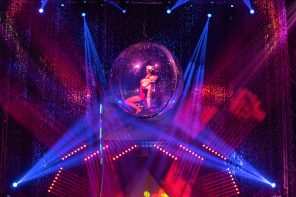 Feb. 4-7: Cirquie Italia high-octane show under the big tent in St. Augustine
