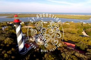May 6-9, 2021: St. Augustine Food + Wine Festival at World Golf Village