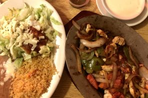 Authentic Mexican cuisine at Playa ChacMool in St. Augustine Beach