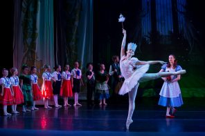 May 22: The Wizard of Oz on stage by Saint Augustine Ballet