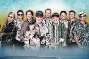 May 14: The Beach Boys return to The St. Augustine Amphitheatre for their 2021 Feel Flows Tour