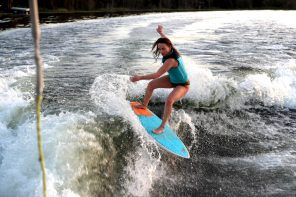 May 15: Wakesurf Contest on Island in Fort McCoy for All Ages