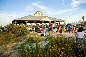 May 26-Sept. 1: Music & Art by the Sea Free Concerts at St. Augustine Beach Pier