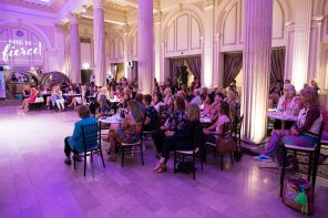 June 9: She Is Fierce Women's Wednesday event at Treasury on the Plaza