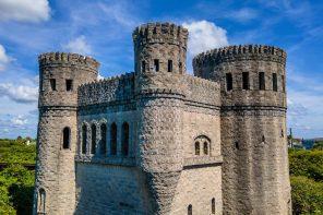 Seven Castles in St. Augustine, Florida