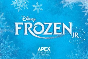 Dec. 16-19: Frozen Jr. presented by APEX Studio Theatre at the Ponte Vedra Concert Hall