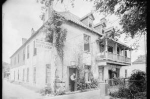 Visit a real haunted house in St. Augustine, Florida