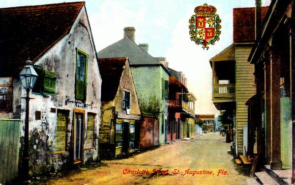 1 charlotte st postcard