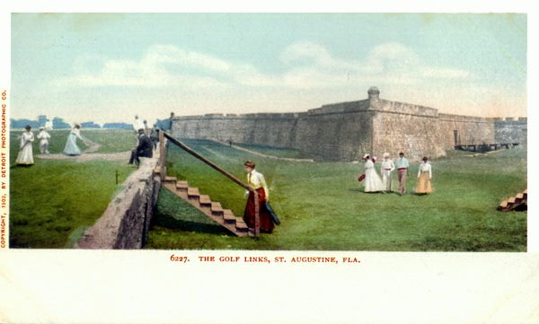 1 golf at fort