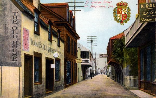 1 st. george postcard