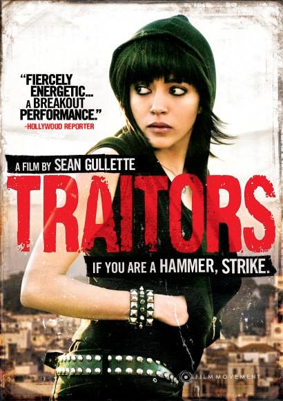 TRAITORS - US DVD hi-res