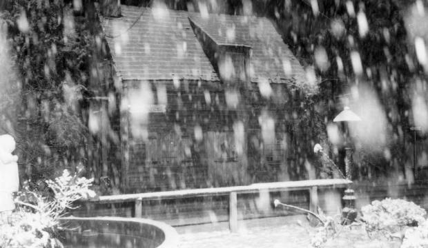 Snow St. George