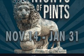 Nov. 14-Jan. 31: Beer for a cause / Nights of Pints gives back!