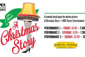 Dec. 18-20: A Christmas Story on stage at Ponte Vedra Concert Hall