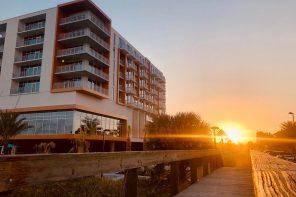 Florida getaway at the Margaritaville Hotel in Jacksonville Beach