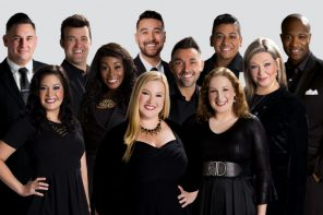 Sept. 11: Voctave – An a Cappella Youtube Sensation – on stage in St. Augustine