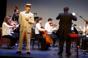 Oct. 2: American Ragtime & Silent Films on stage in St. Augustine